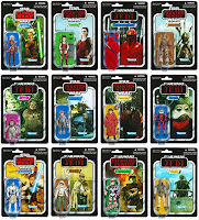 Star Wars Vintage Collection Action Figures Wave 15