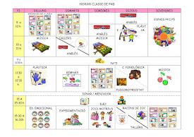HORARI CLASSE DE P4B