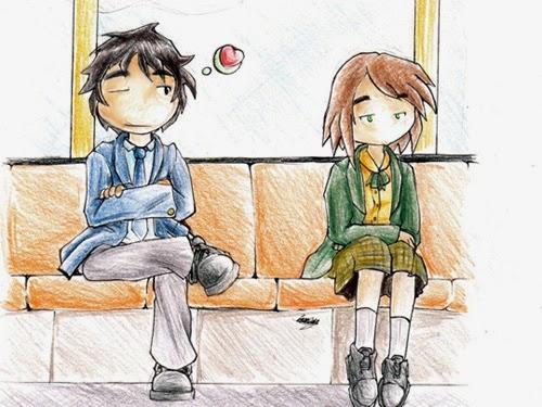 Những câu truyện cười hay về tình yêu..!