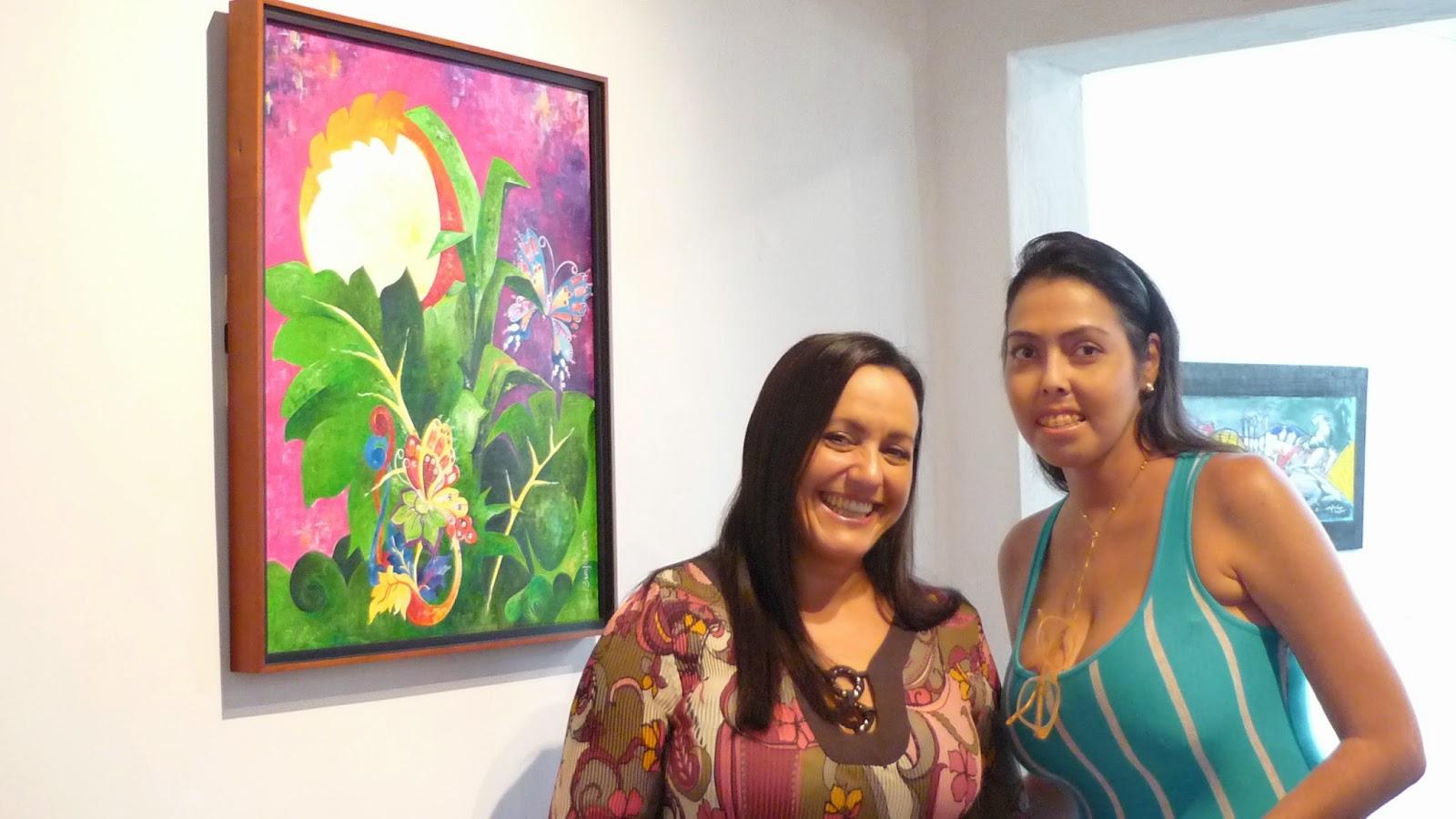 """Patricia Benfele """"Pequeño Retoño de Vida"""" Pintura 50 x 60 cm"""