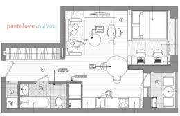 Projektowanie układów funkcjonalnych mieszkań