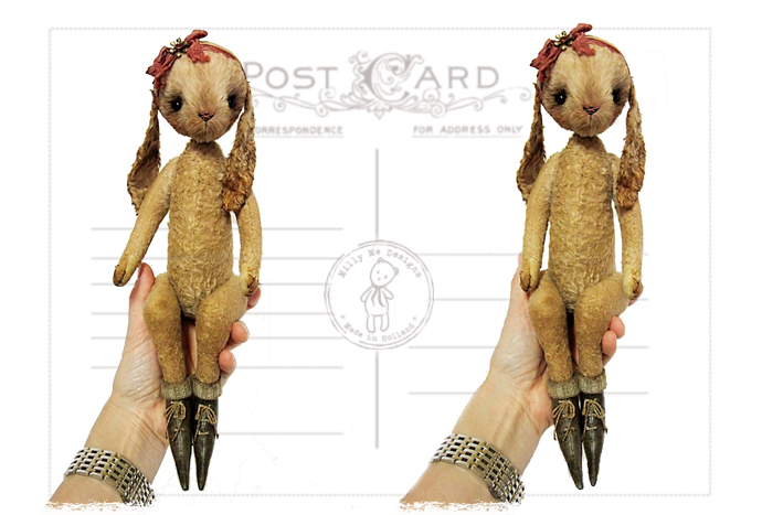 viscose rabbit