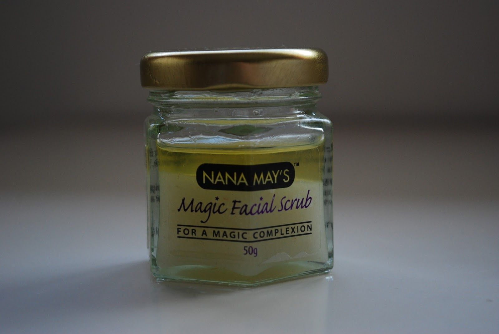 Nana mays magic facial scrub