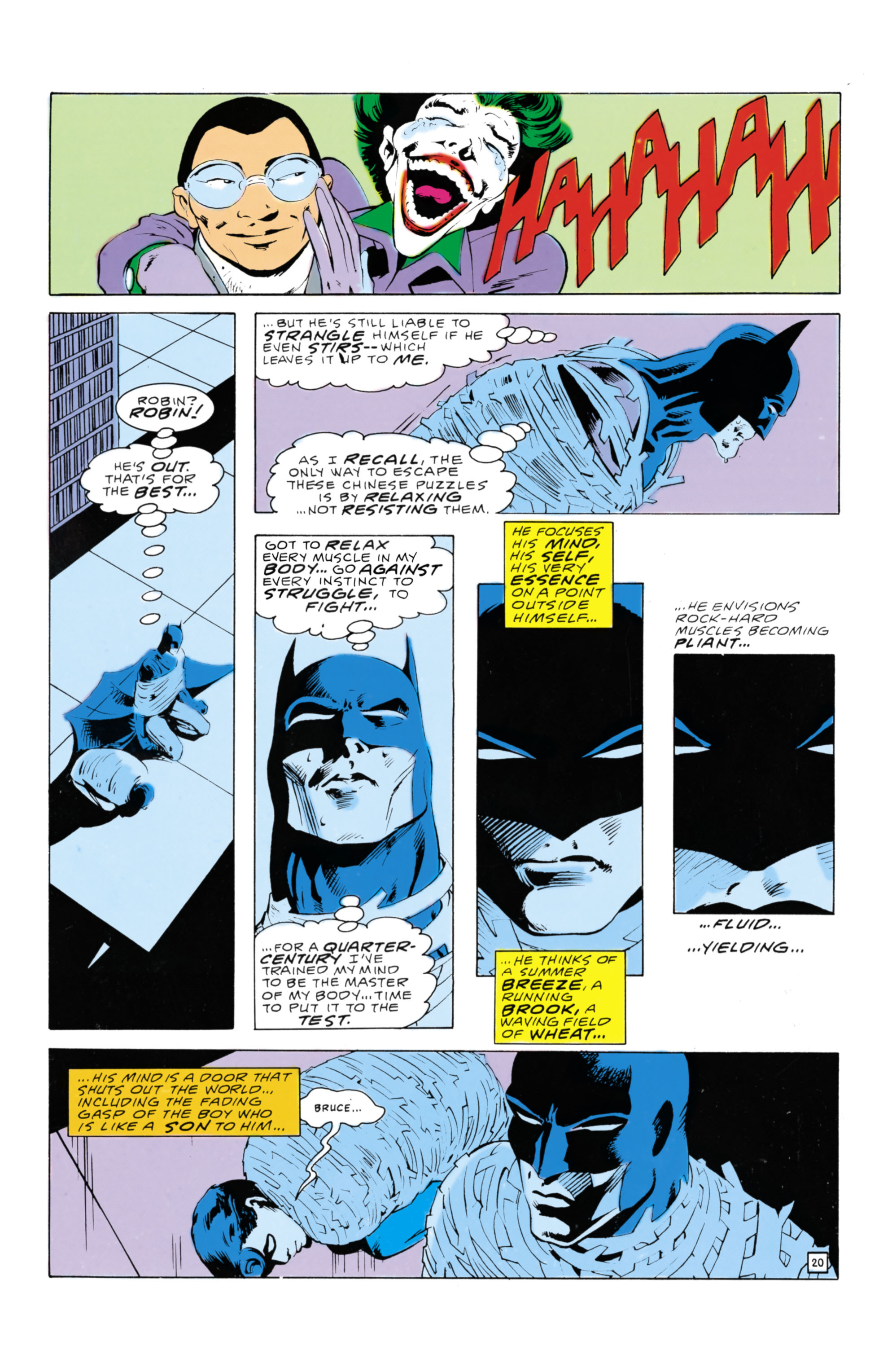 Detective Comics (1937) Issue #569 Page 21