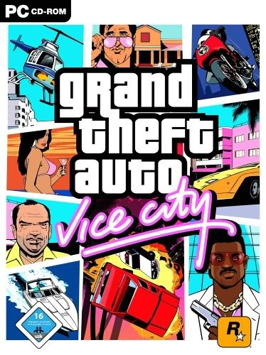 gta vice city. GTA - Vice City PC Game