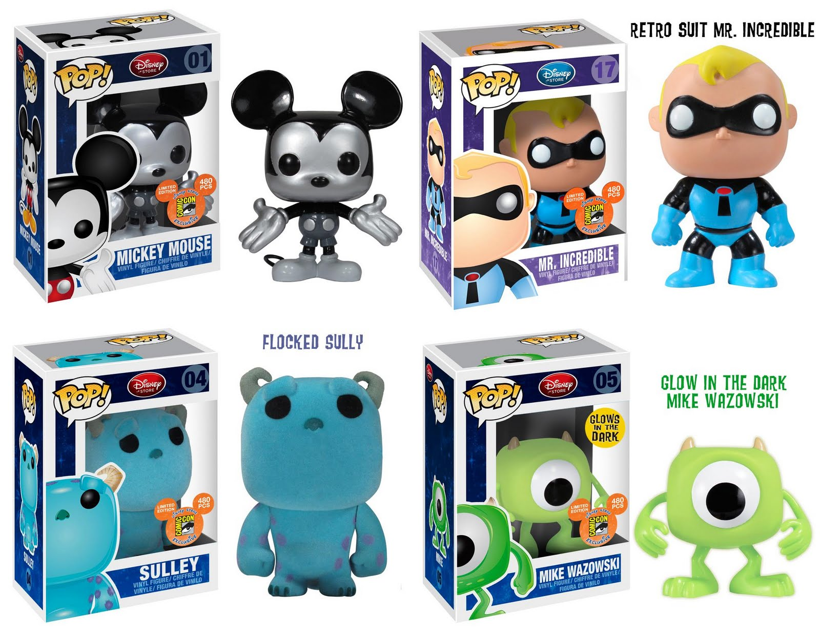 http://2.bp.blogspot.com/-dKppqyjrnZE/UGCEJwoD_yI/AAAAAAAAQ_Q/yyGLIFOuVoY/s1600/San+Diego+Comic-Con+2011+Exclusive+Pop!+Disney+Vinyl+Figures+-+Metallic+Mono+Mickey+Mouse,+Retro+Suit+Mr.+Incredible,+Flocked+Sully+&+GID+Mike+Wazowski.jpg