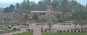 WCU Live Web Cam