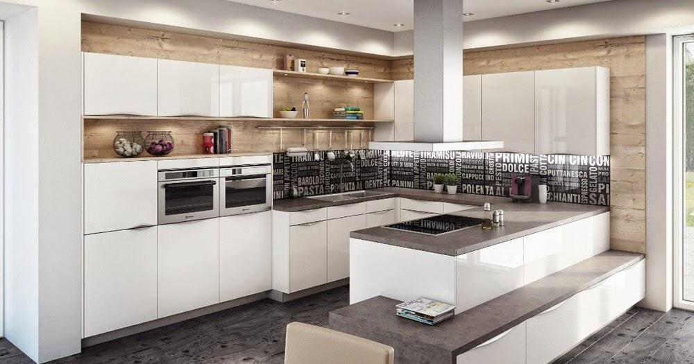 6 k chentrends sch ne k chen f r moderne r ume allegretta. Black Bedroom Furniture Sets. Home Design Ideas