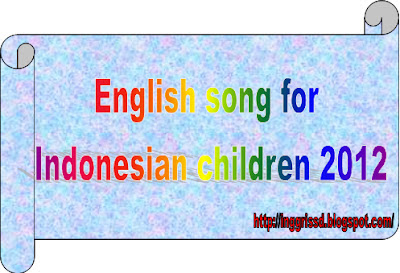 Bahasa Inggris anak