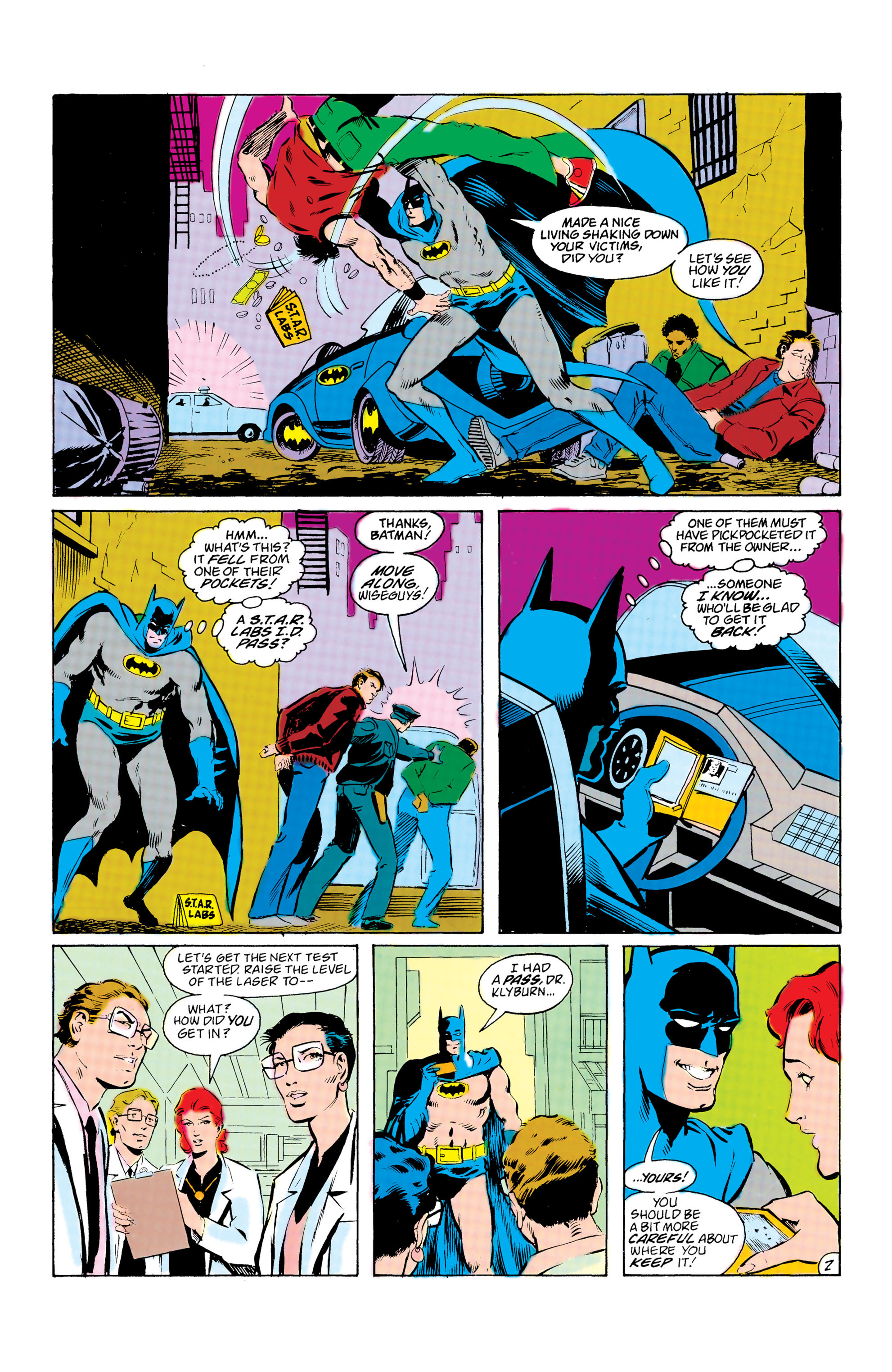 Detective Comics (1937) Issue #595 Page 16