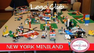 Lego Club New York Miniland Creation #lego #legoclub by ASliceofHomeschoolPie.com