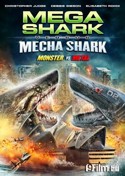 Mega Shark Vs Mecha Shark 2014 poster