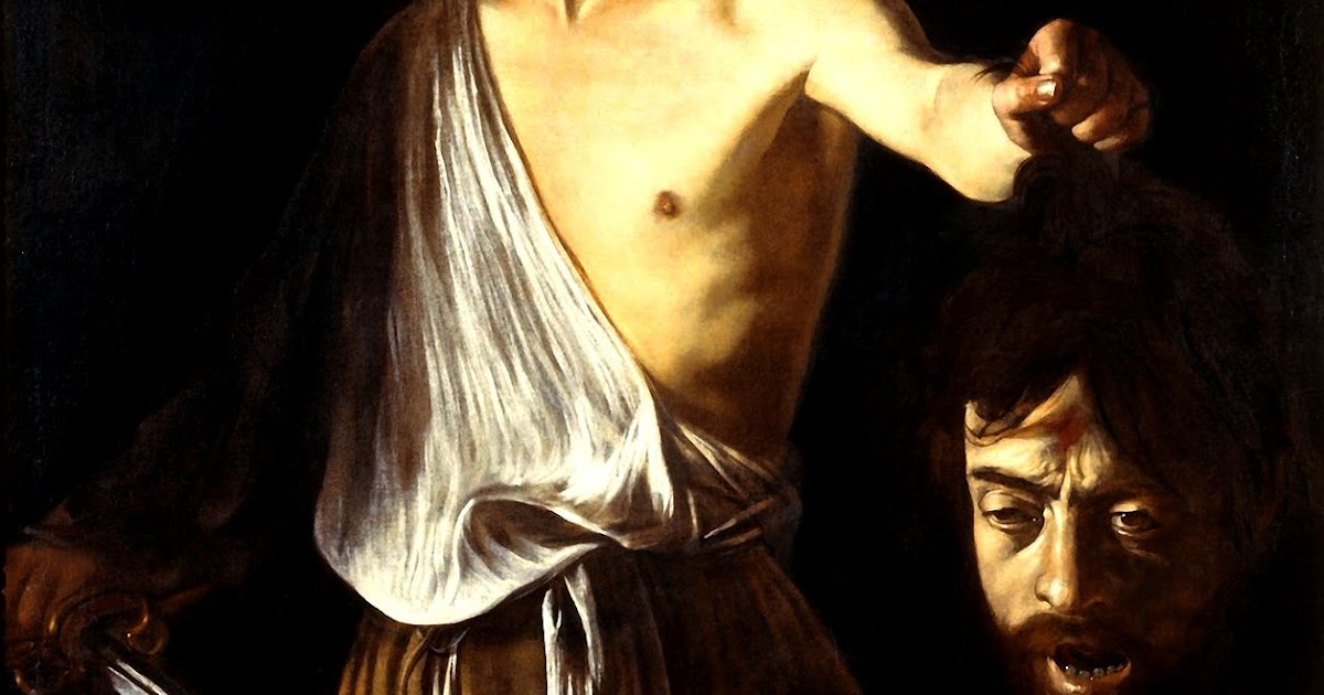 Reality bites bite 132 caravaggio david with the head - Immagini di david e golia ...