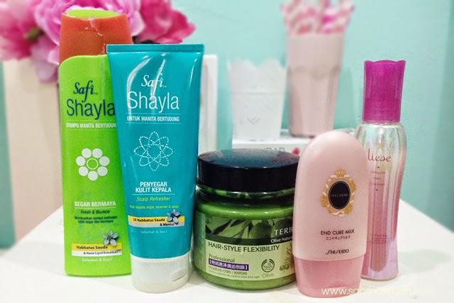 My Top 5 Hair Care Products Sabrina Tajudin Malaysia Beauty Lifestyle Blog