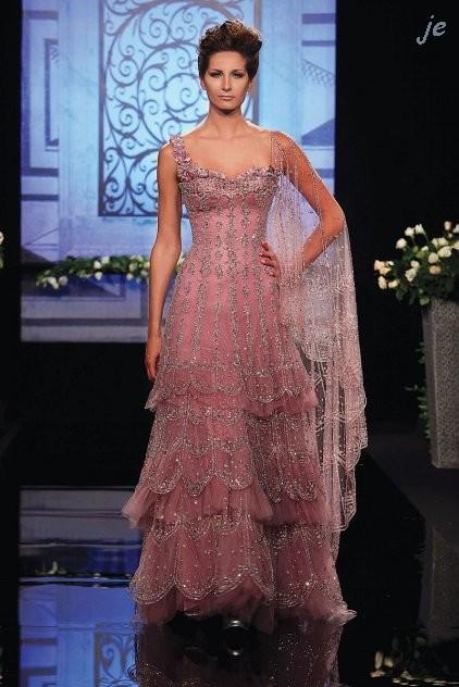 Randa Salamoun Couture Fashion Fashion De Cachet