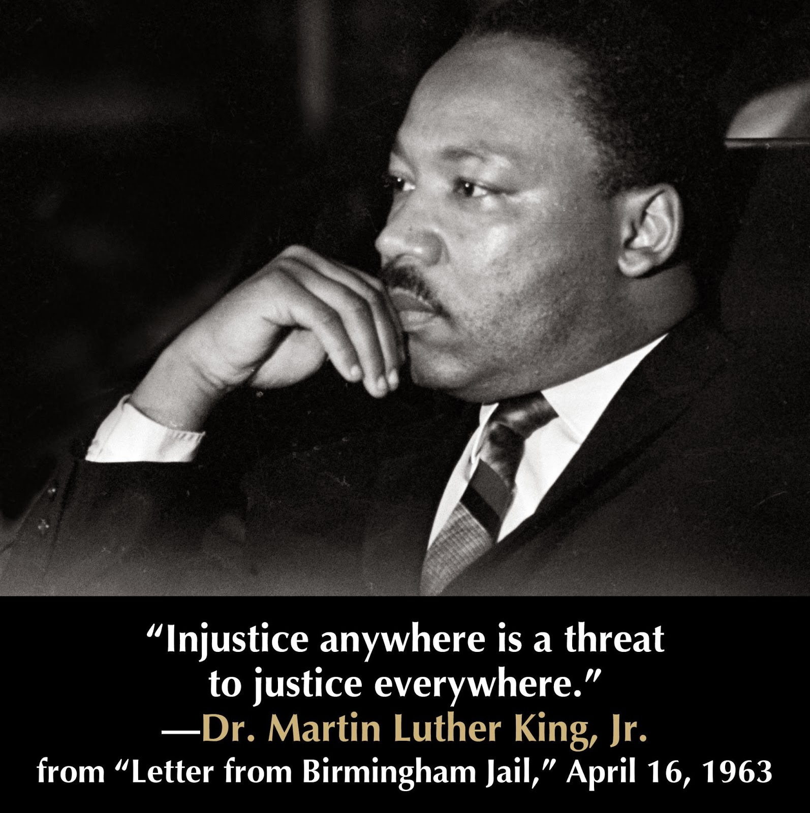 injustice black people and martin luther The biblical exodus in the rhetoric of martin luther  king motivated his listeners to fight against racial injustice and  the biblical exodus in the rhetoric.