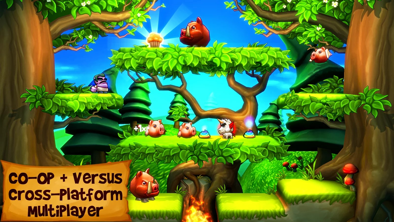 Tải Game Muffin Hiệp sĩ Android