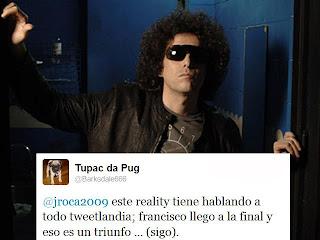 Andrés Calamaro sigue apoyando a su imitador de Yo Soy