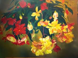 Begonia by Gordie