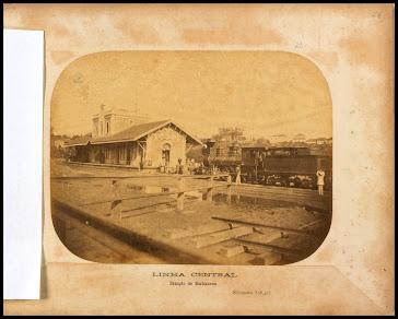 FOTO ESTAÇÃO 1881 - BARBACENA MG
