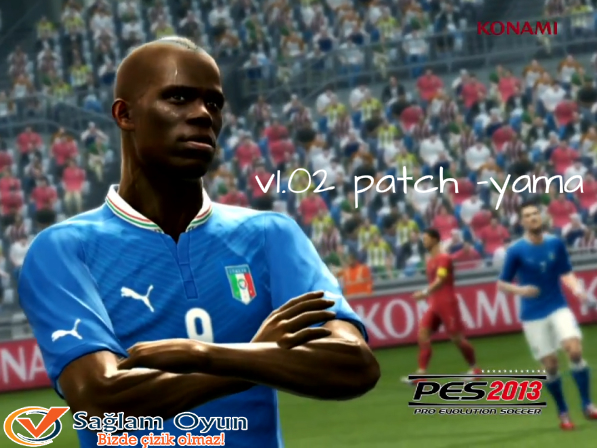 PES 2013 Patch 102 Update - PES Patch