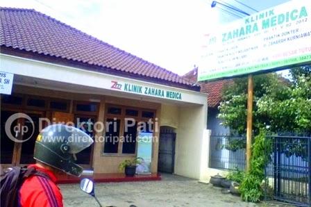 Info Klinik Zahara Medica Pati