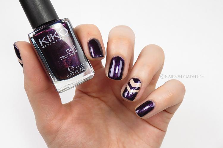 klebestreifen für nageldesign - Geradlinig Die Tape Manicure das QVC Beauty Blog