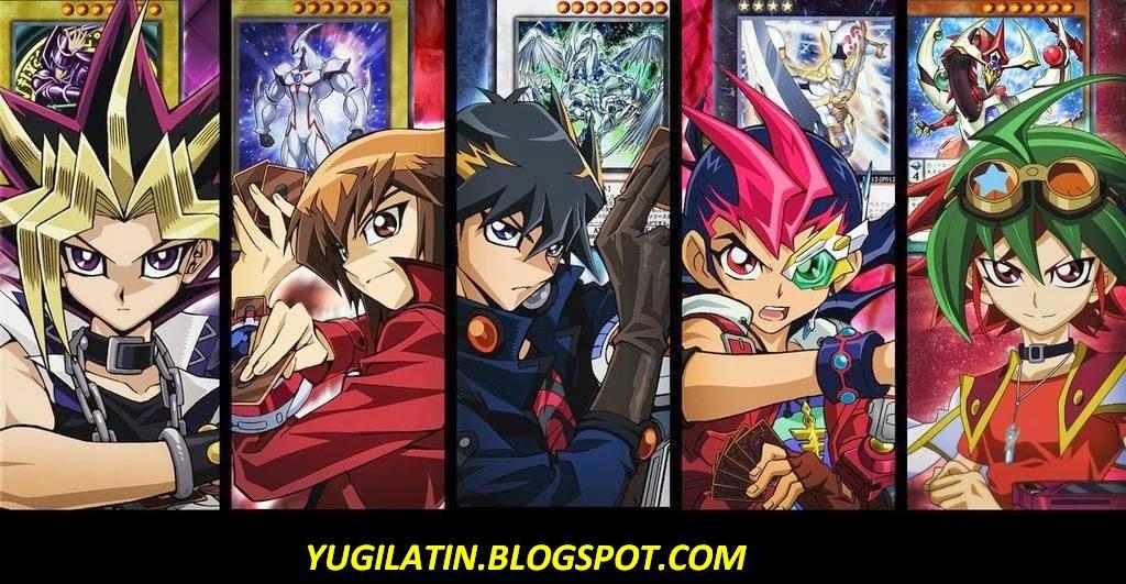 """Yugi Latin"" Las Sagas de Yugioh Online En Español Latino"