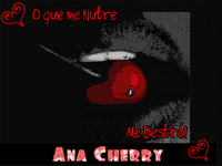 Selinho da Ana Cherry *-*