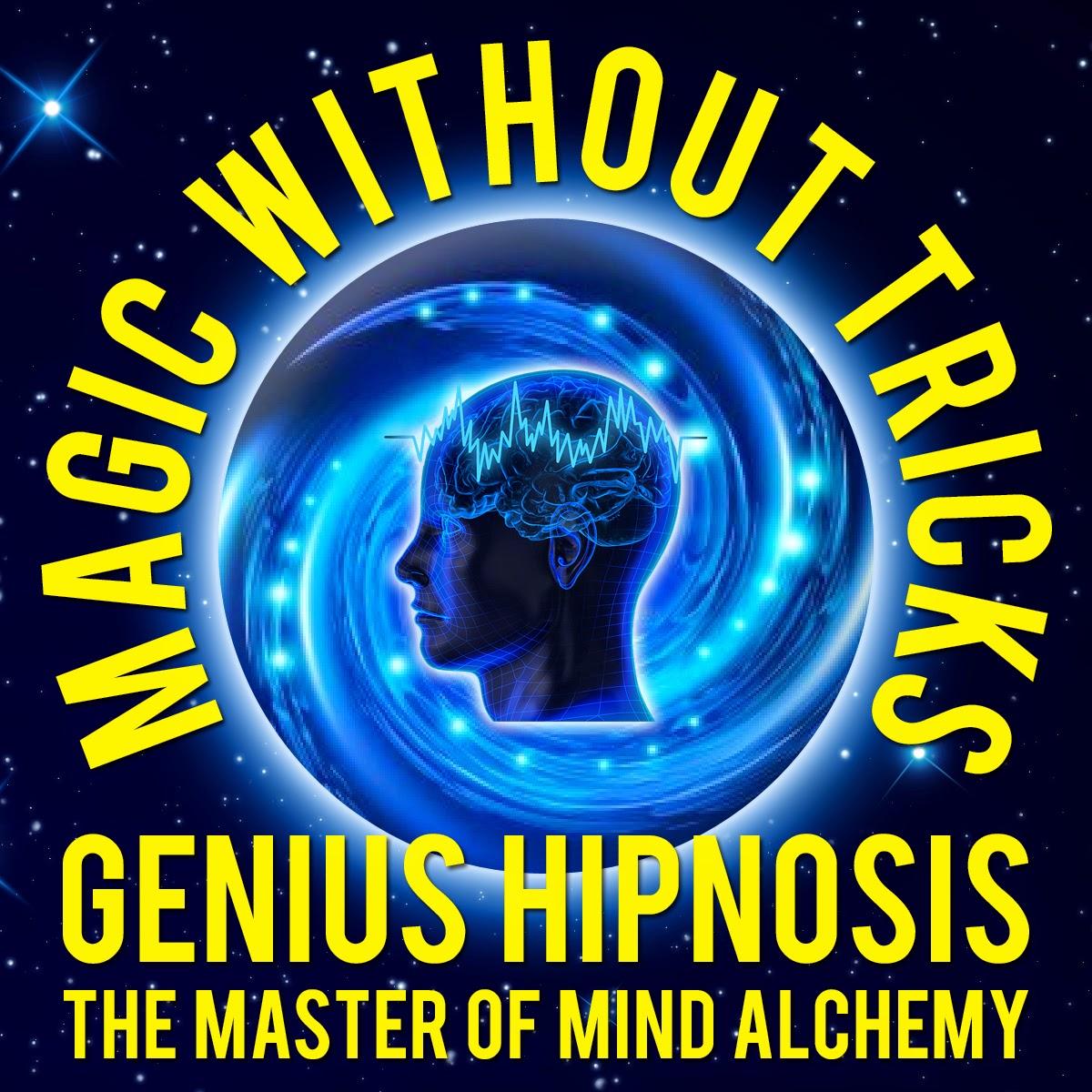 Hipnotis Adalah Sulap Tanpa Trick