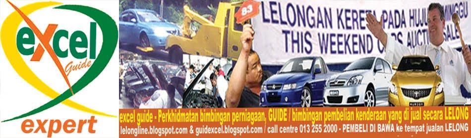 Perkhidmatan bimbingan perniagaan - pembelian kenderaan / kereta LELONG