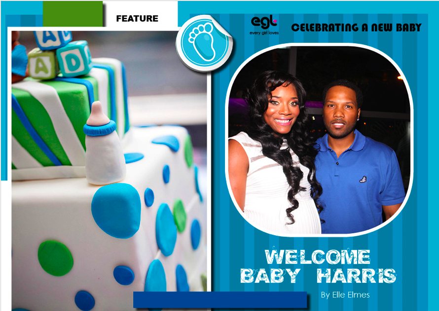 the posh life of pampered petite 39 s yandy smith baby shower
