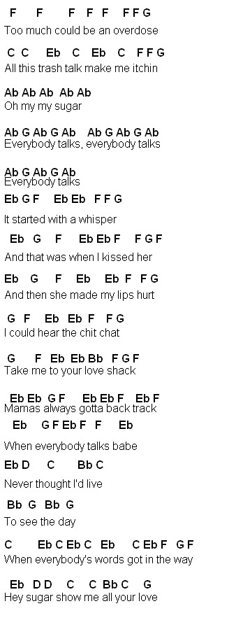 Flute Sheet Music June 2012