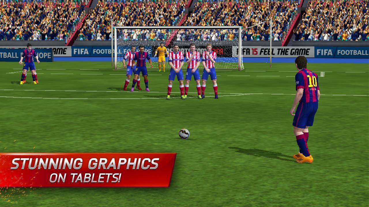 Game FIFA 15 Ultimate Team APK Downlaod