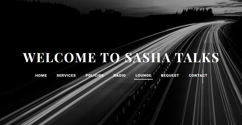 Visit Sasha Talks