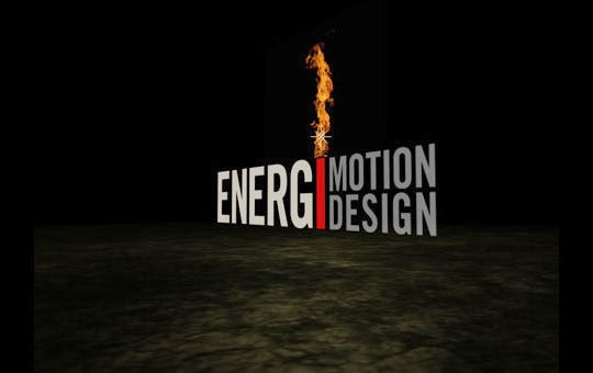 A Fire in After Effects CS3
