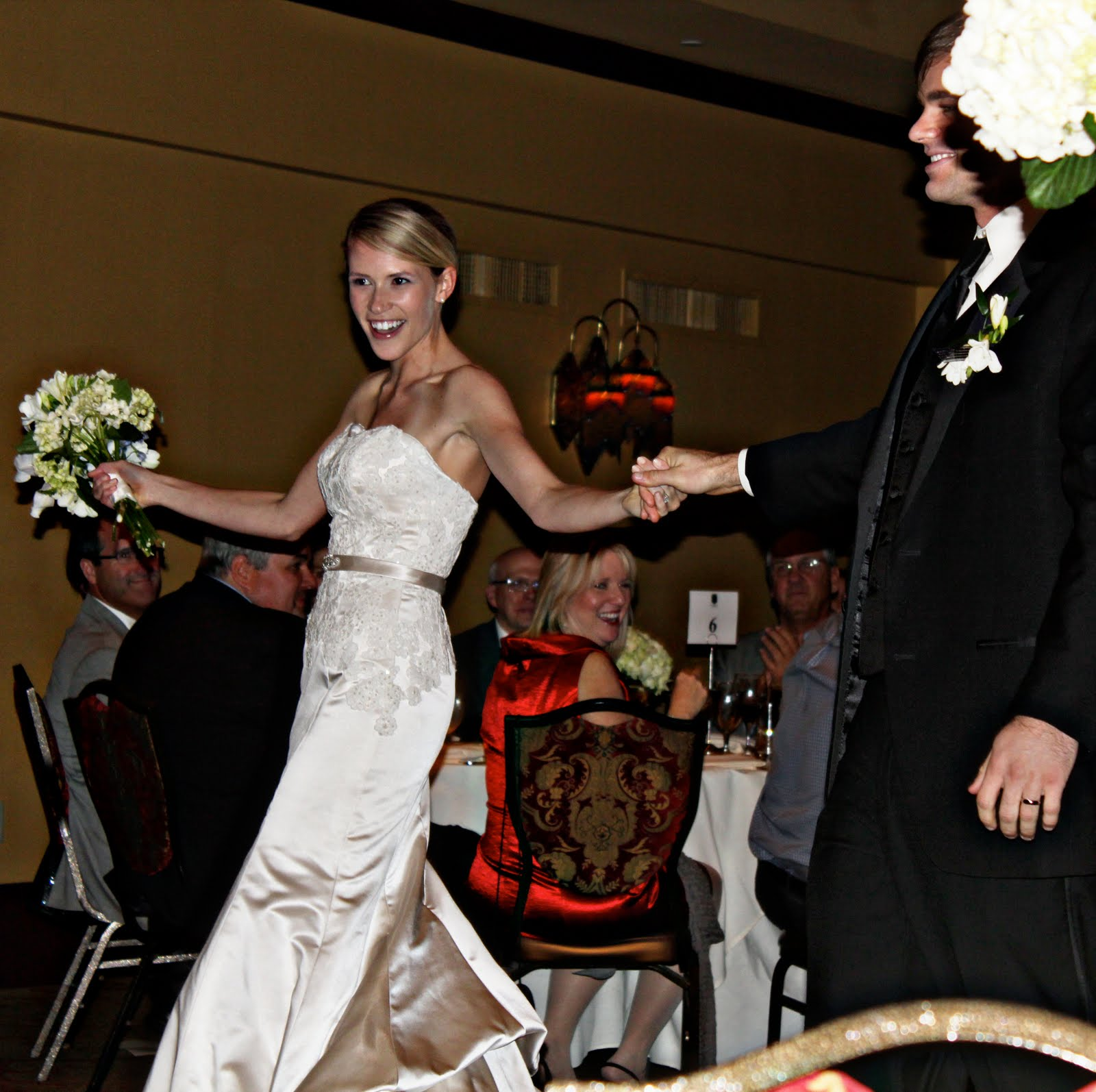 Rockafeller skank wedding