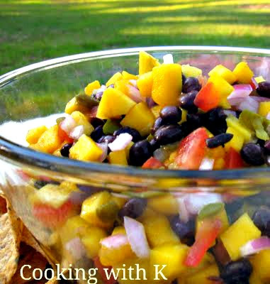 fruit salsa recipe candied fruit