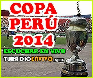 ESCUCHAR COPA PERÚ 2014