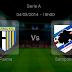 Pronostic Parme - Sampdoria : Serie A