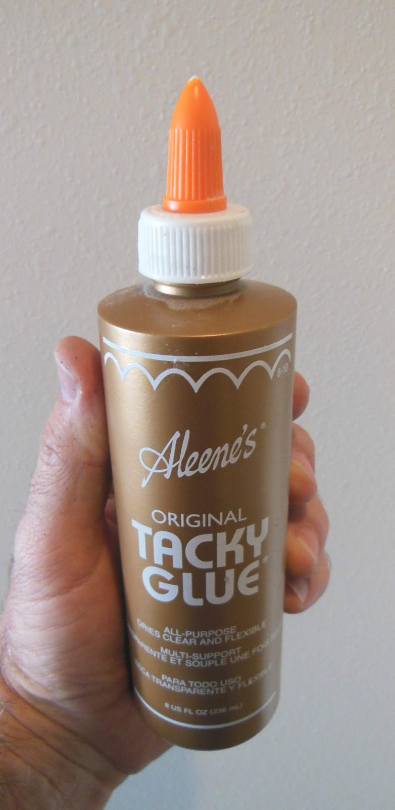 Elmers Glue Bottle Old elmer's white glue,
