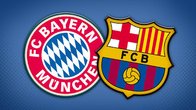 Bayern Munich vs Barcelona vivo online