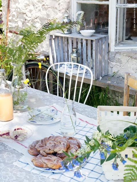Ikea, garden, dine