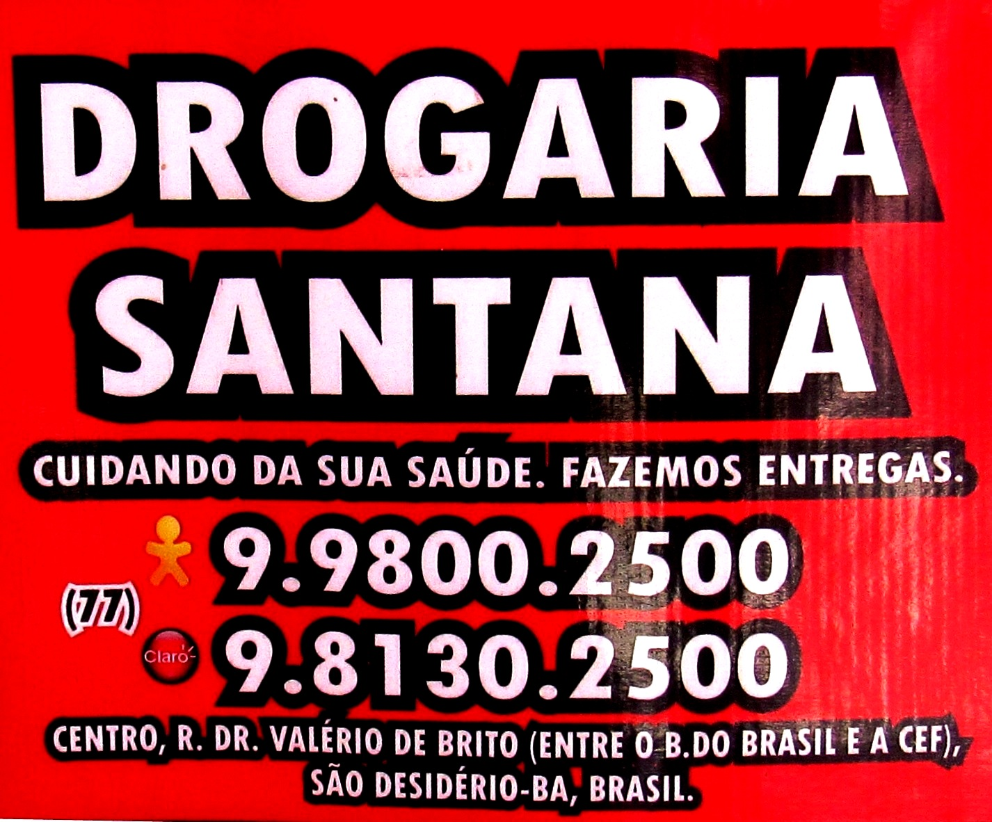 DROGARIA SANTANA