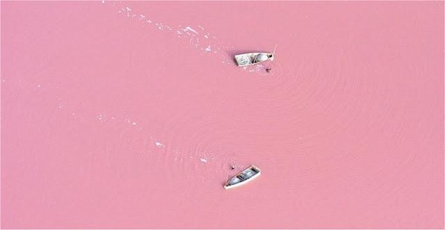 Lago Retba Senegale
