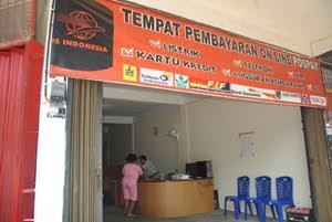 Contoh  Loket  POSPAY