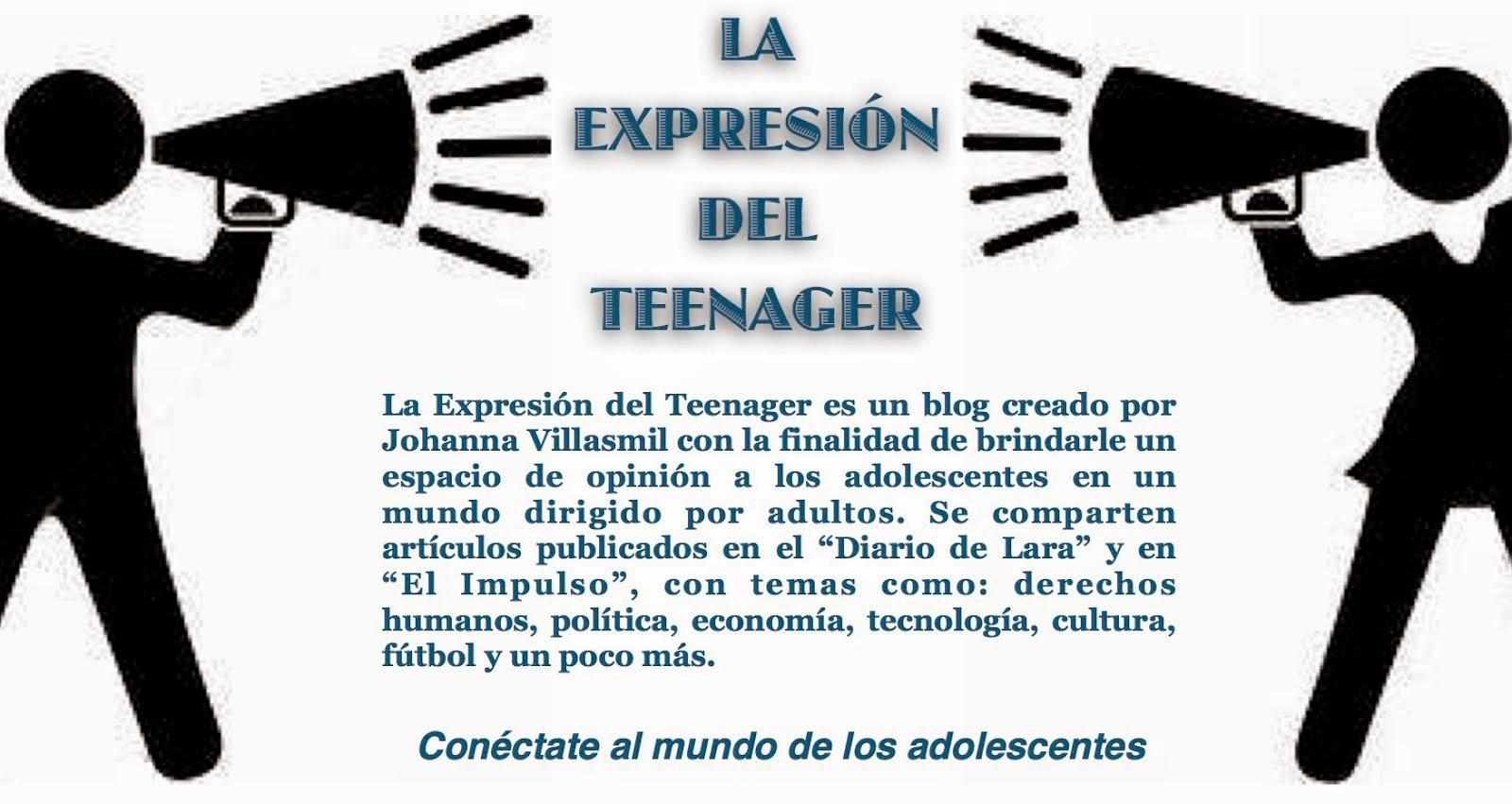 La Expresión del Teenager