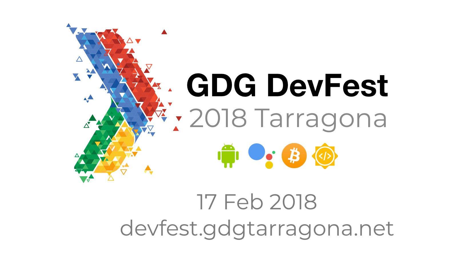 Pasó DEVFEST TARRAGONA 2018