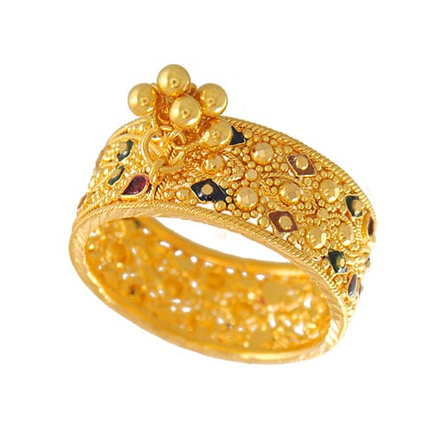 kristine blogs new indian gold rings designs