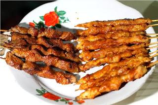 Sate Ayam Khas Blora